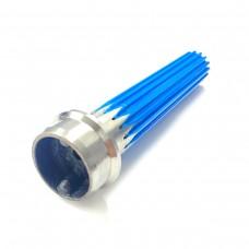 Full Spline Spline Stub 1.375x16 spline, 2.000 X .120 Tube